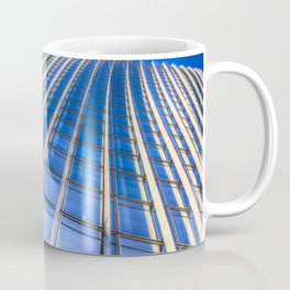 The Walkie Talkie London Abstract Coffee Mug