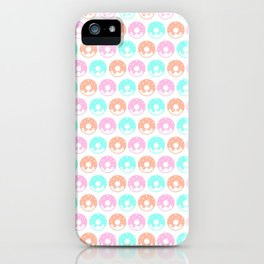 Frosted Donuts - Multi iPhone Case