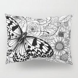 The paper kite garden Pillow Sham