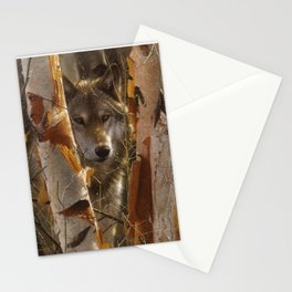 Wolf - The Guardian Stationery Cards