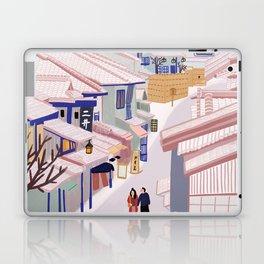 Old Town Kyoto Laptop & iPad Skin