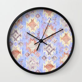 Kilim Kind 6c Wall Clock