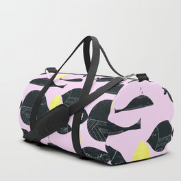 Fishes of the ocean Duffle Bag