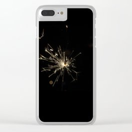 Firework For Cowards ;-) Clear iPhone Case