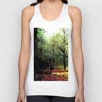 cycle Tank Tops featuring cycle by Nev3r