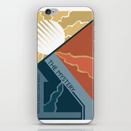 Whatever You Want By Maxwell Downey iPhone Skin