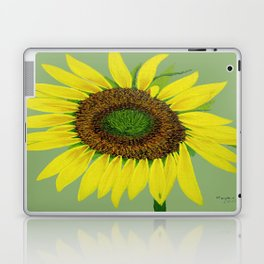 Sunflower painted  Laptop & iPad Skin