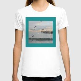 Pelican Jump Fast T-shirt