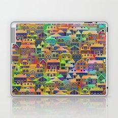 Fairytale City #2 Laptop & iPad Skin