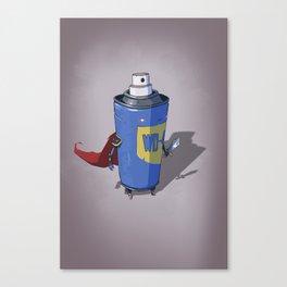 Super WD-40 Canvas Print