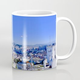 A View of Tangier Coffee Mug