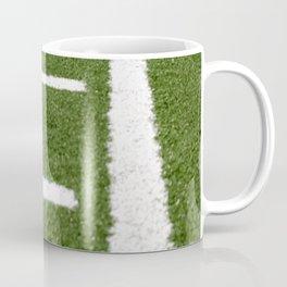 Football Lines Coffee Mug