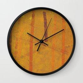 the individualis Wall Clock
