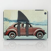 vw iPad Cases featuring VW soup by Vin Zzep