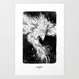 The Wake • Cremation Art Print