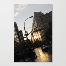 New York City Union Square NYC Canvas Print