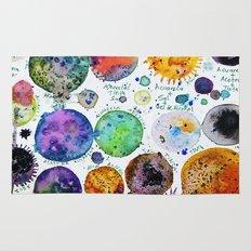 Mini Planets Rug