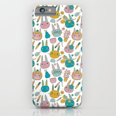 Pattern Project #14 / Bunny Faces Slim Case iPhone 6s