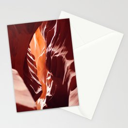 Antelope Canyon Stationery Cards