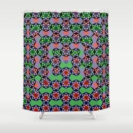 Heptamesh, 2280k Shower Curtain