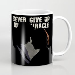 The X-Files - Never Give Up On A Miracle Coffee Mug