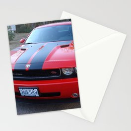 Torred Hemi Challenger RT color photograph / photography / poster Stationery Cards