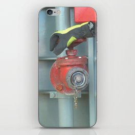 Invisible man? iPhone Skin