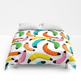 Banana Festival Comforters