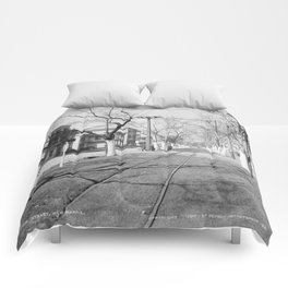 Esplanade Avenue, New Orleans, 1900 Comforters