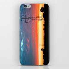 The Warmth Of Lincolnshire iPhone & iPod Skin