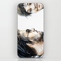 cyrilliart iPhone & iPod Skins featuring Rebels Without A Cause by Cyrilliart