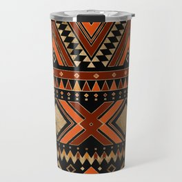 Aztec Ethnic Pattern Art N7 Travel Mug