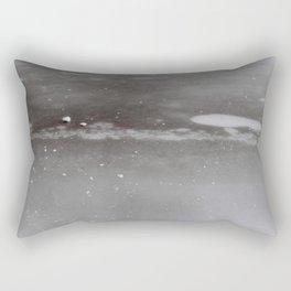 Frozen to the core  Rectangular Pillow