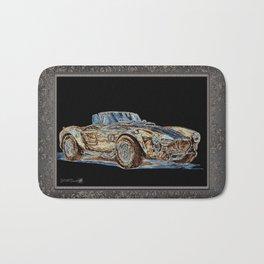 1965 Shelby AC Cobra Bath Mat