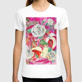 Memories, Petals and Blooms T-shirt