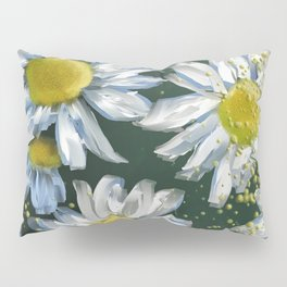 Just Crazy For Daisies Pillow Sham