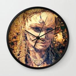 Aviendha: The Warrior Wall Clock