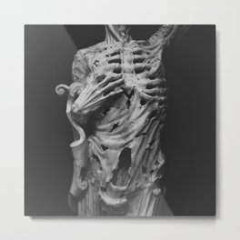Sculpture Metal Print