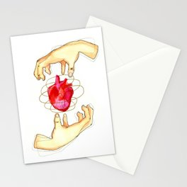 Love Limbo Stationery Cards