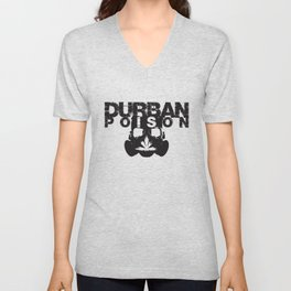 Durban Poison Unisex V-Neck
