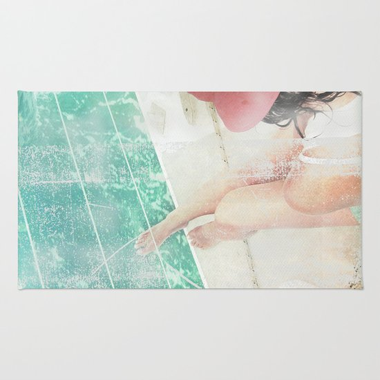 peace and tranquility Rug