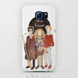 the trio iPhone Case