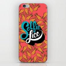 Selfie Lice iPhone Skin
