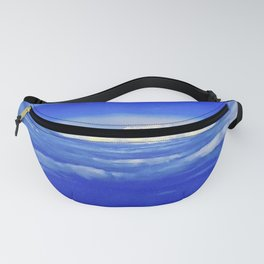 Sky Clouds Horizon Fanny Pack