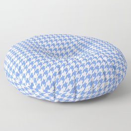 New Houndstooth 02193 Floor Pillow