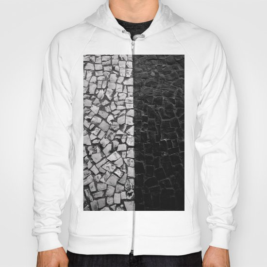 Black and White on the streets Hoody