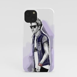 Cool niall iPhone Case