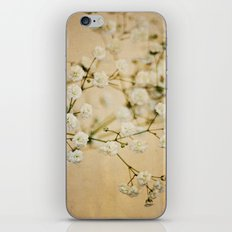 Baby's Breath iPhone & iPod Skin