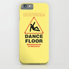 Cuation: breakdancing iPhone 6s Slim Case
