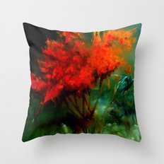 Woanders Throw Pillow